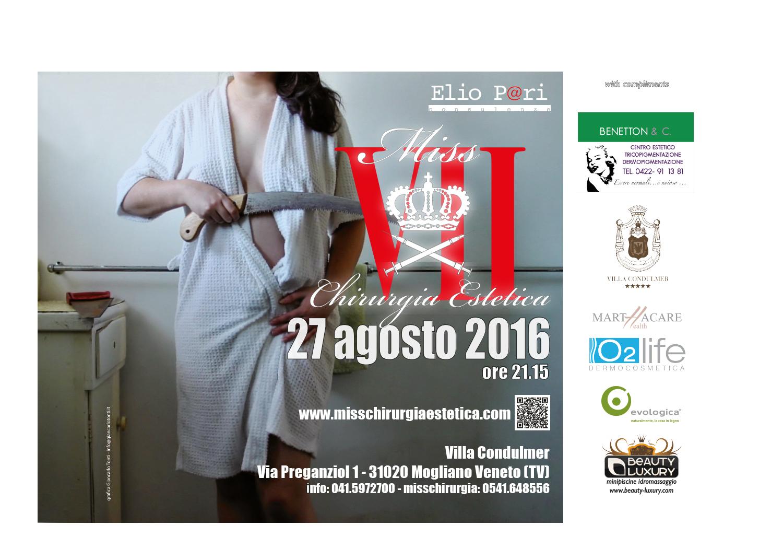 Miss Chirurgia Estetica 2016
